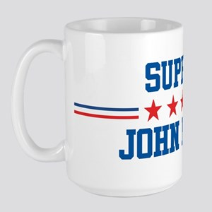 Support JOHN KERRY Large Mug